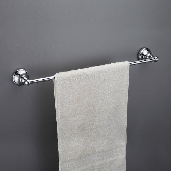 Boulder Single 24 Wall Mounted Towel Bar by Maykke