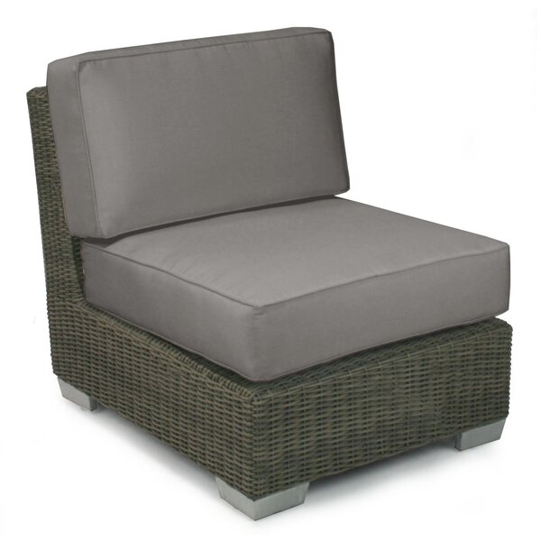Palisades Armless Center Chair by Patio Heaven Patio Heaven
