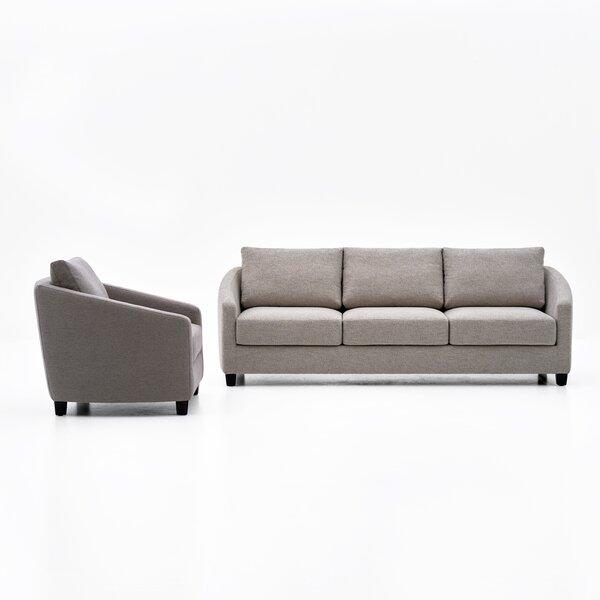 Lininger Configurable Living Room Set by Latitude Run