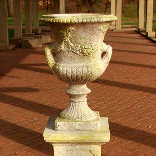 Garden Composite Urn Planter
