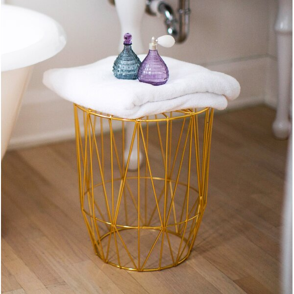 Lapinski Accent Stool by Mercer41