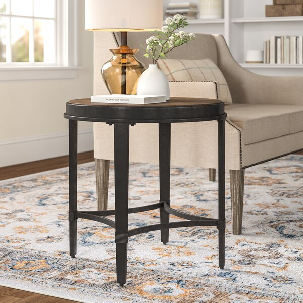 Montrose End Table By Three Posts