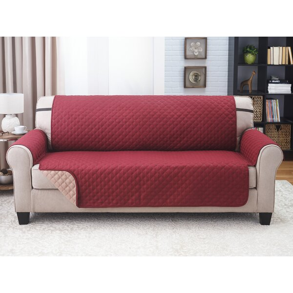 Home Solutions Box Cushion Sofa Slipcover by Couch Guard