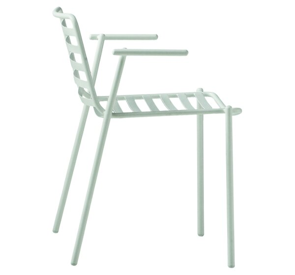 Trampoliere Stacking Patio Dining Chair by Midj