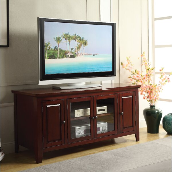 Rajan Solid Wood TV Stand For TVs Up To 60