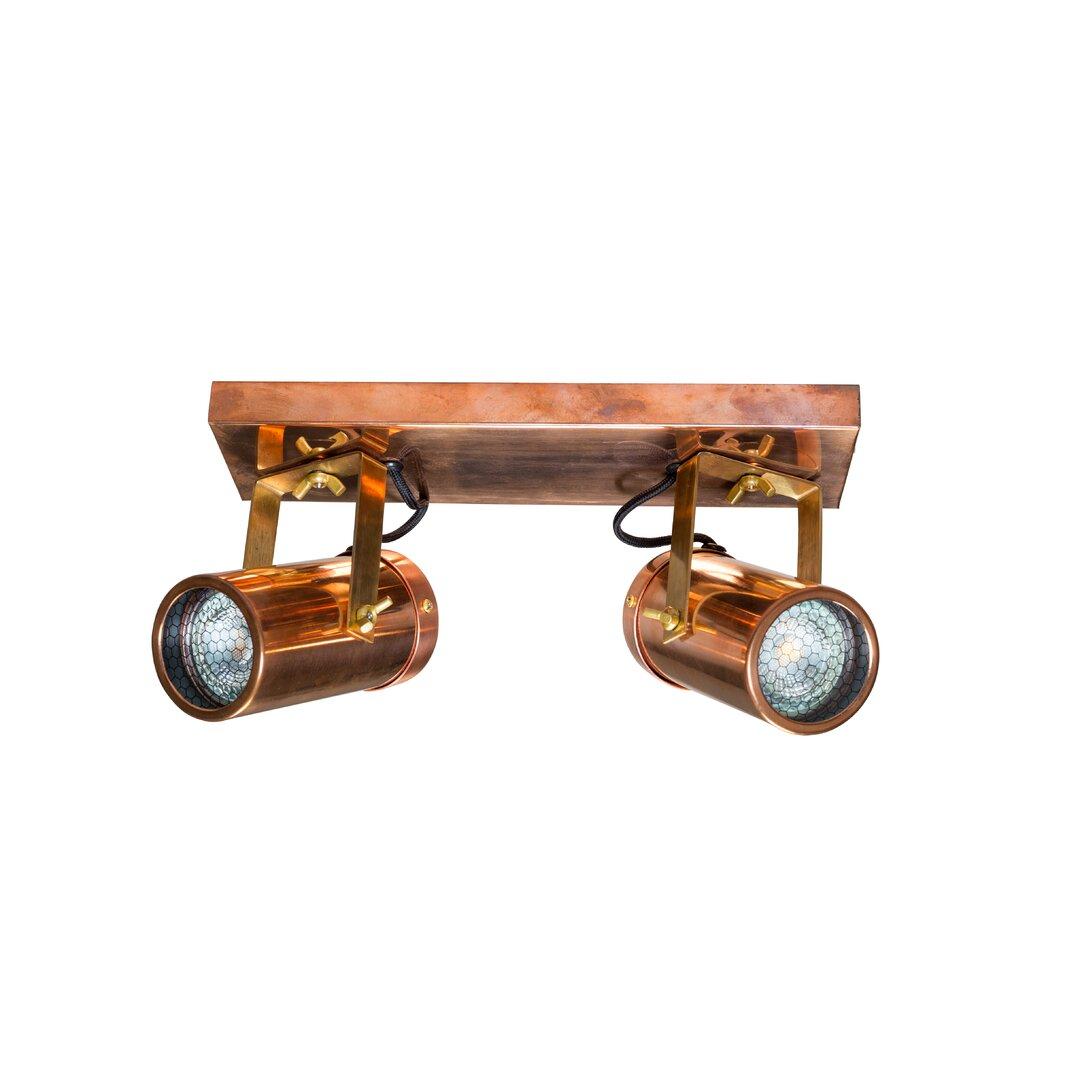 Spot 2-Light 8.5cm Ceiling Spotlight