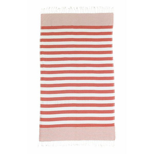 Pestemal Turkish Cotton Beach Towel by Brielle