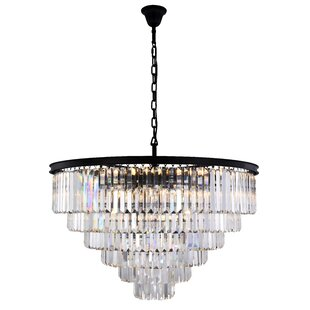 Top Reviews Lavinia 33-Light Chandelier By Everly Quinn