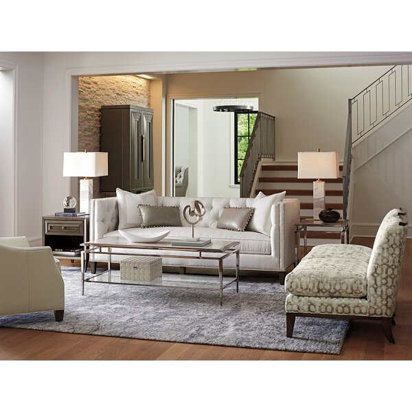 Ariana Chesterfield Configurable Living Room Set by Lexington
