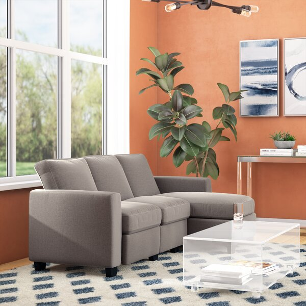 Andrey Storage Reclining Sectional by Latitude Run