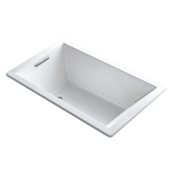 Underscore 60 x 36 Soaking Bathtub by Kohler