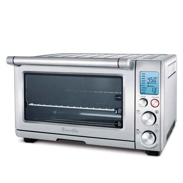 0.8 Cu. Ft. Smart Countertop Oven by Breville