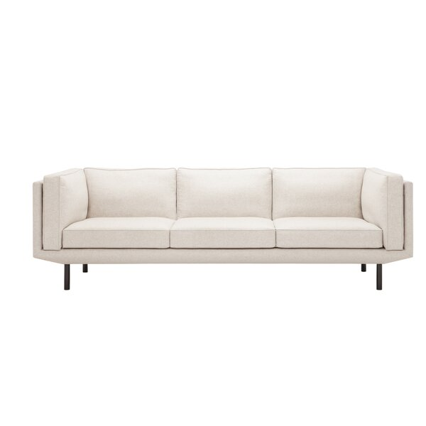 Plateau Feather Filled Extended Sofa By EQ3