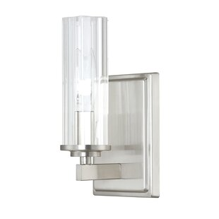 Best Emery 1-Light Armed Sconce By Donny Osmond Home