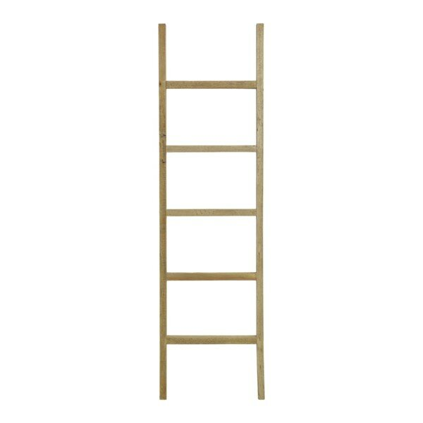 Rustic 6 ft Decorative Ladder by Union Rustic