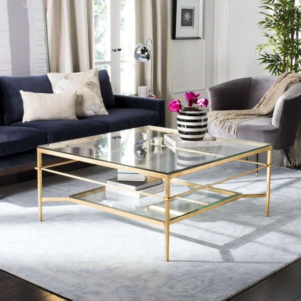 Carlin Coffee Table by Willa Arlo Interiors Willa Arlo Interiors