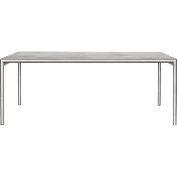 Edie Dining Table by 17 Stories