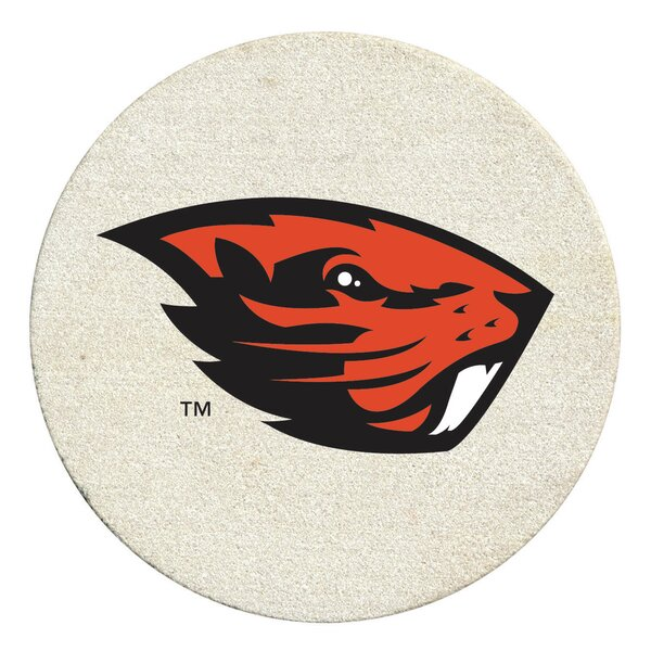 Oregon State University Collegiate Coaster (Set of 4) by Thirstystone