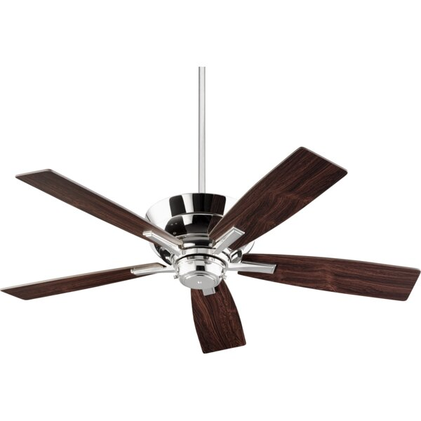 52 Caffee 5 Blade Ceiling Fan by Wrought Studio