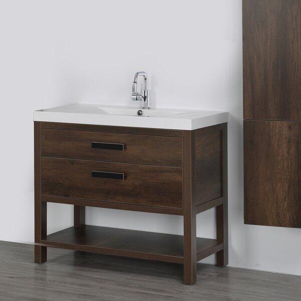 39 Single Bathroom Vanity Set by Streamline Bath