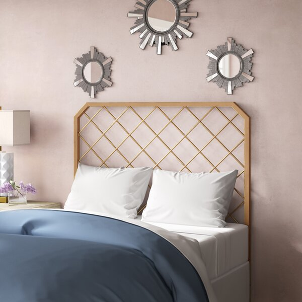 Mumford Open-Frame Headboard by Willa Arlo Interiors