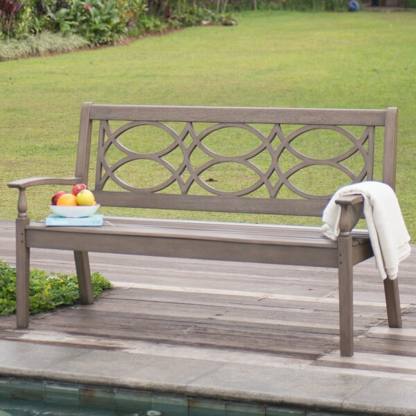Renley Wood Garden Bench by Cambridge Casual