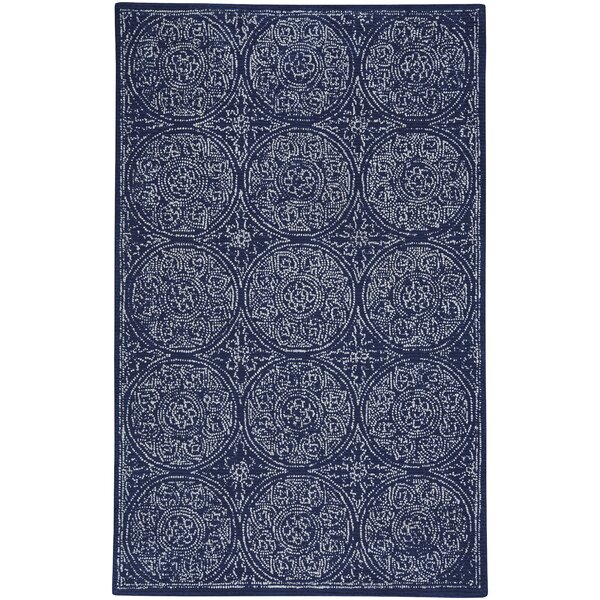 Allure Hand-Tufted Indigo Area Rug by Capel Rugs