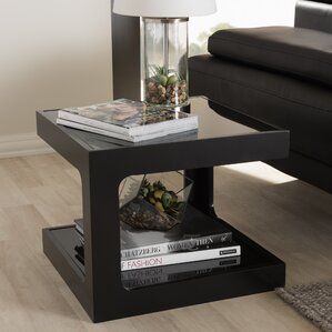Baxton Studio Clara End Table by Wholesale I..
