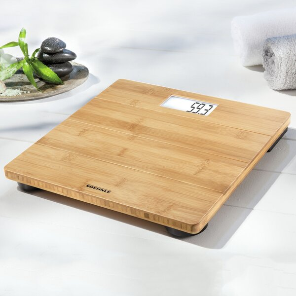 Soehnle Bamboo Personal Digital Scale by Soehnle