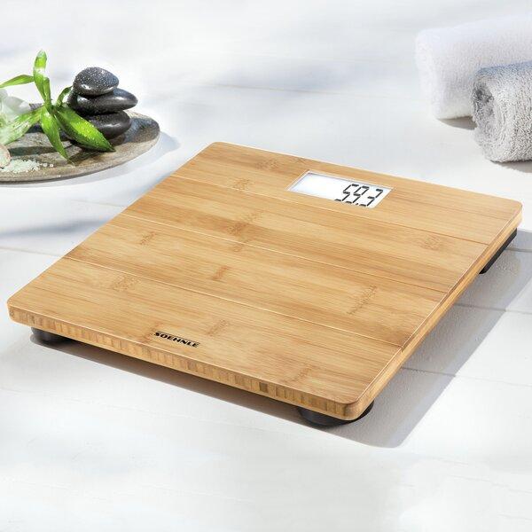Soehnle Bamboo Personal Digital Scale by Soehnle
