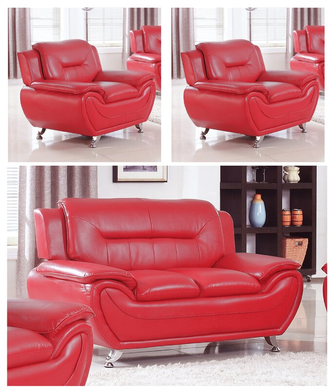 Amazing Red Living Room Set Crest - Living Room Designs ...