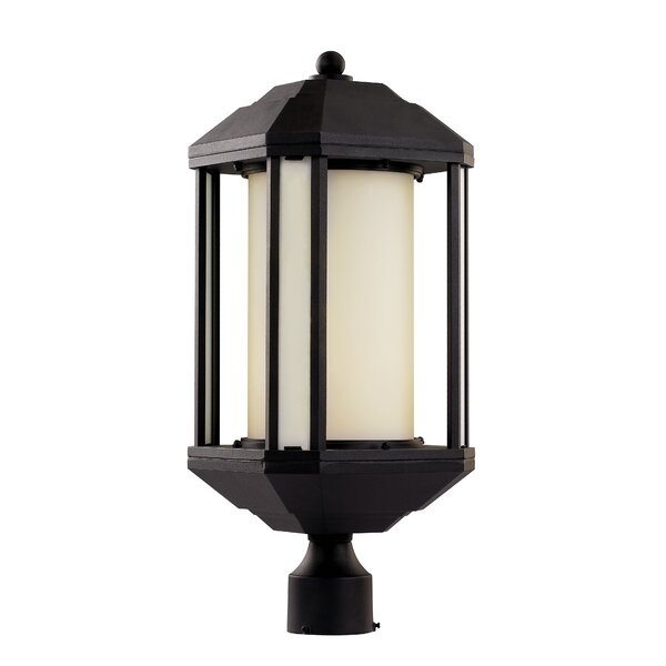 Downtown Trolley 1-Light Lantern Head by TransGlobe Lighting
