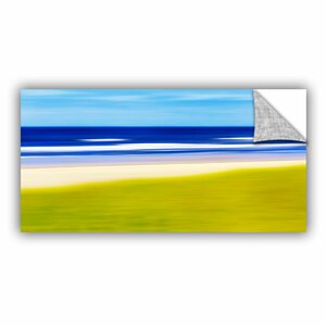 'From The Dunes' Painting Print on Canvas by Highland Dunes