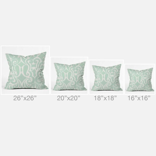 Gagnon Outdoor Throw Pillow by Bungalow Rose