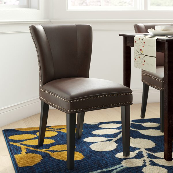 Avilla Upholstered Dining Chair by Charlton Home