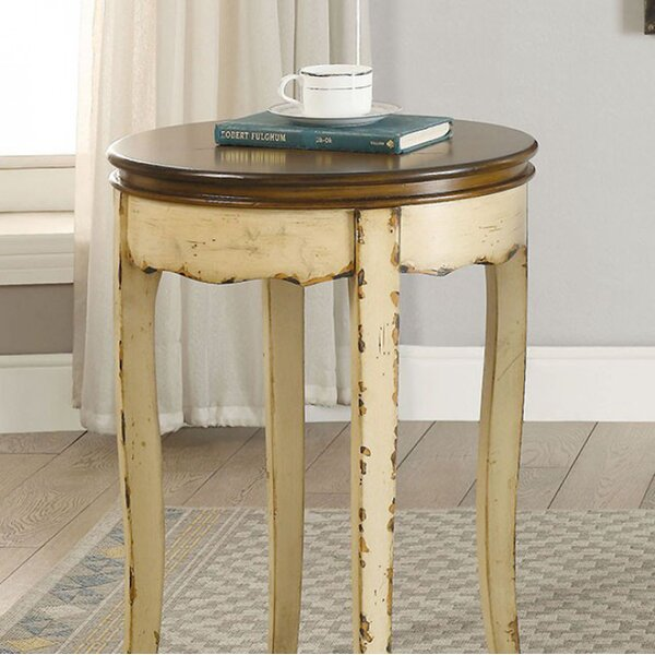 Willcox End Table by Ophelia & Co.
