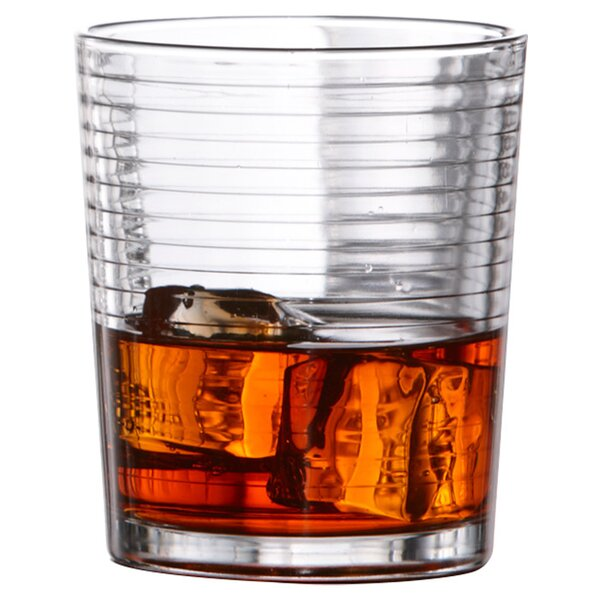 Uptown 13 oz. Glass (Set of 6) by Style Setter