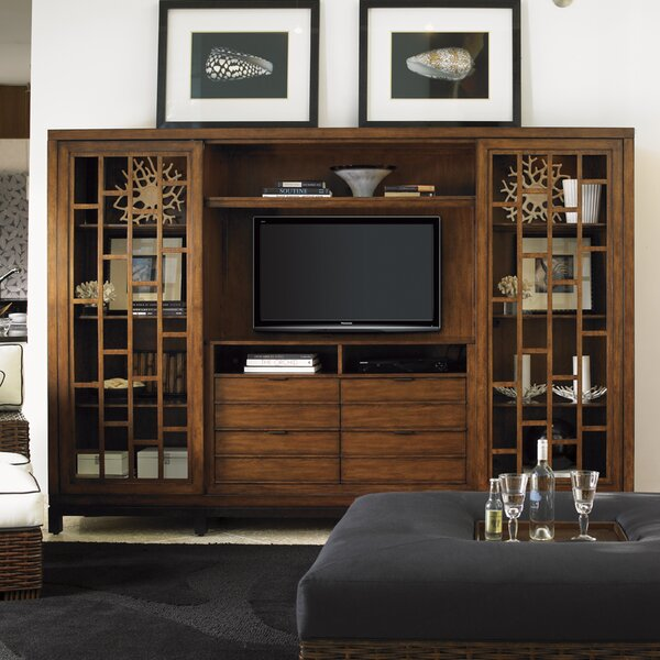 Ocean Club Entertainment Center for TVs up to 58