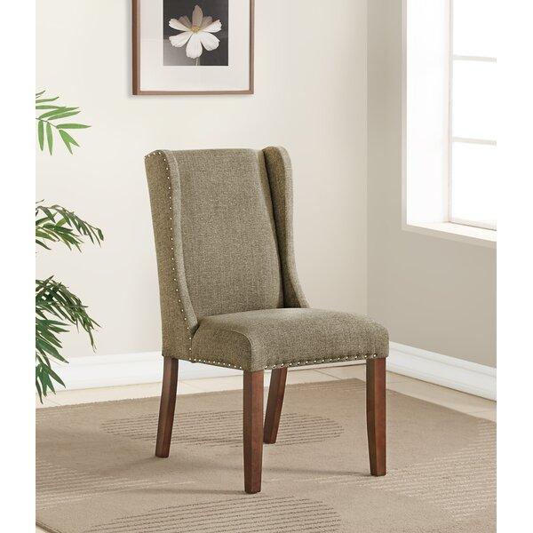Cohen-Arazi Upholstered Dining Chair (Set of 2) by Red Barrel Studio Red Barrel Studio