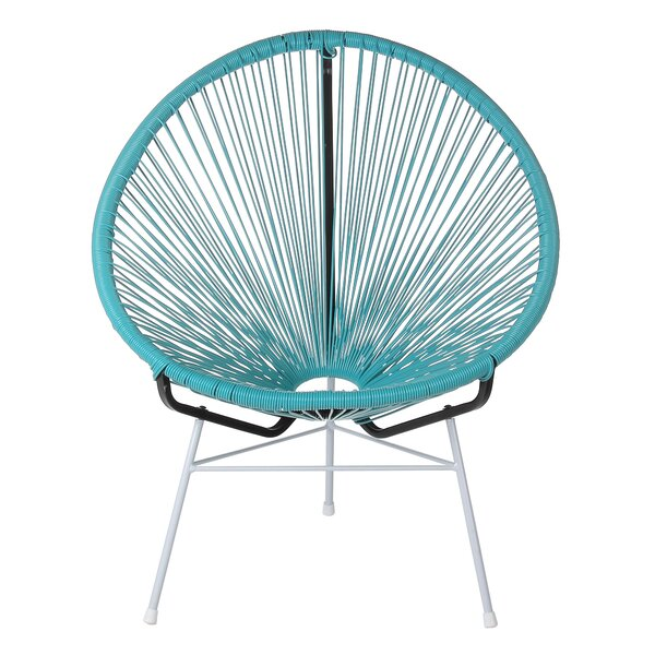 Maya Acapulco Woven Basket Patio Chair by Joseph Allen