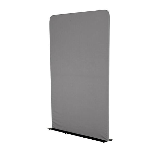 Adapt™ Rectangle Space Screen 1 Panel Room Divider, 90 x 49 by Safco Products Company