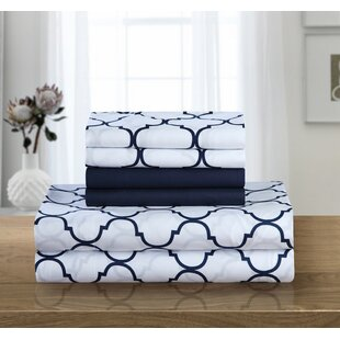 Nailwell 6 Piece Sheet Set By House of Hampton