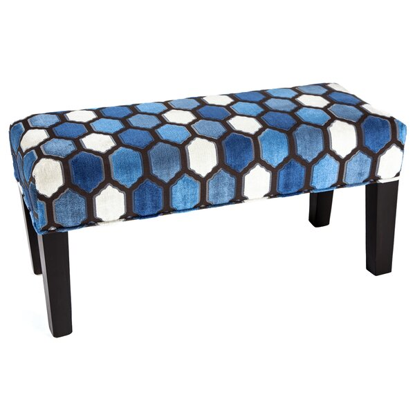 Vernessa Upholstered Bench by Loni M Designs