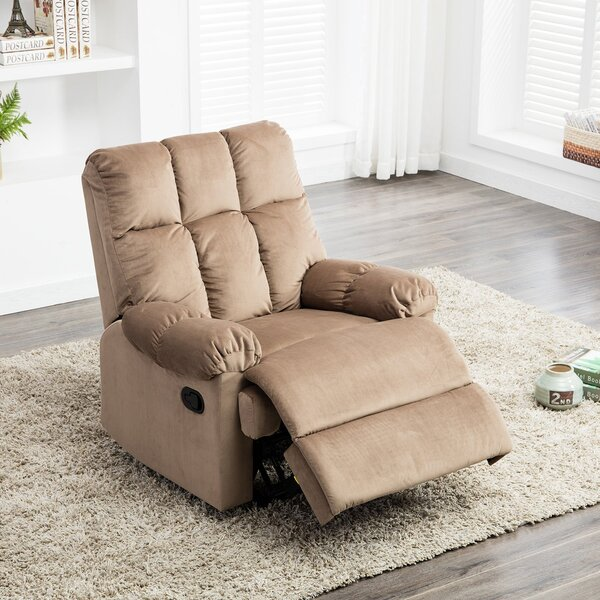 Cillian Manual Recliner by Winston Porter