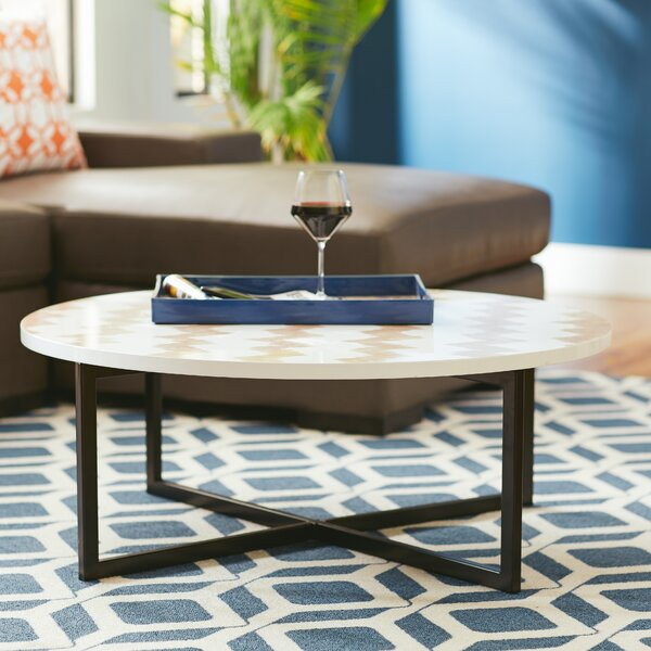 Vejle Coffee Table by Bungalow Rose