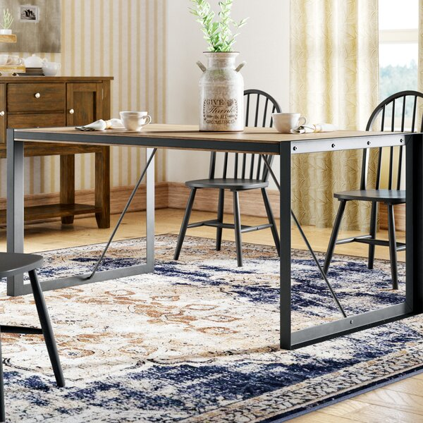 Hettie Dining Table by Laurel Foundry Modern Farmhouse