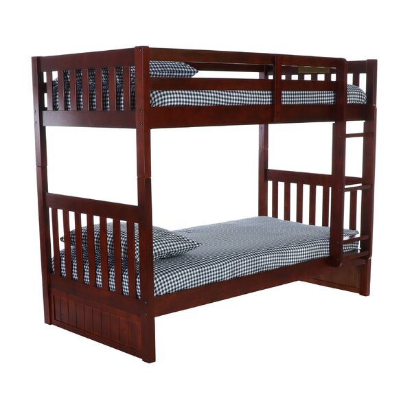 Trumble Twin over Twin Bunk Bed by Viv + Rae