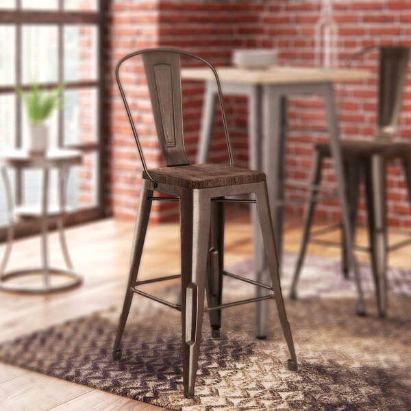 Fortuna 23.5 Bar Stool (Set of 2) by Trent Austin Design