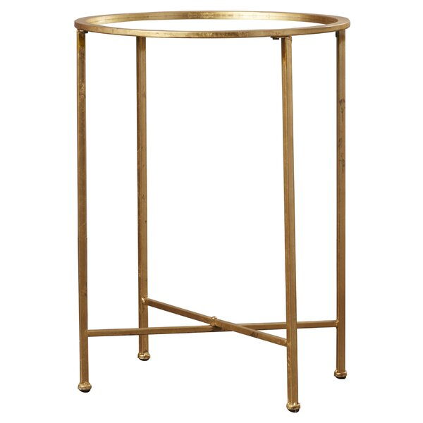 Royall End Table by Willa Arlo Interiors