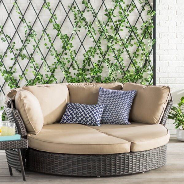 Tiana Daybed With Cushions By Laurel Foundry Modern Farmhouse